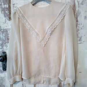 Beautiful Vintage Blouse
